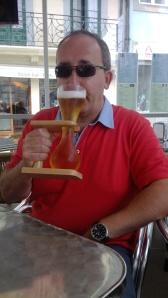 Caña en el Piolho (bar de Oporto)