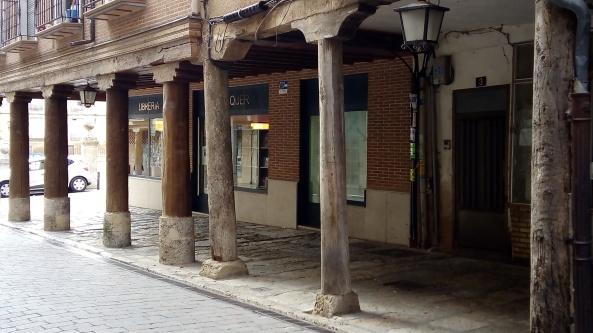 Librería Becquer en Medina de Rioseco