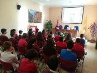 Presentación Solanas en San Ignacio