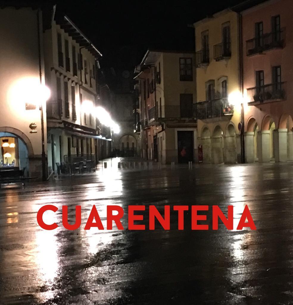 Plaza de La encina